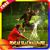 Pencak Silat Indonesia Wallpaper-icoon