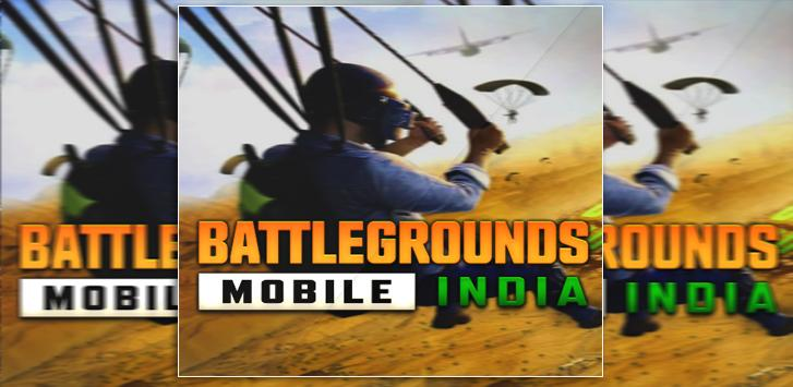 Battlegrounds Mobile India Guide & hints 2021 plakat
