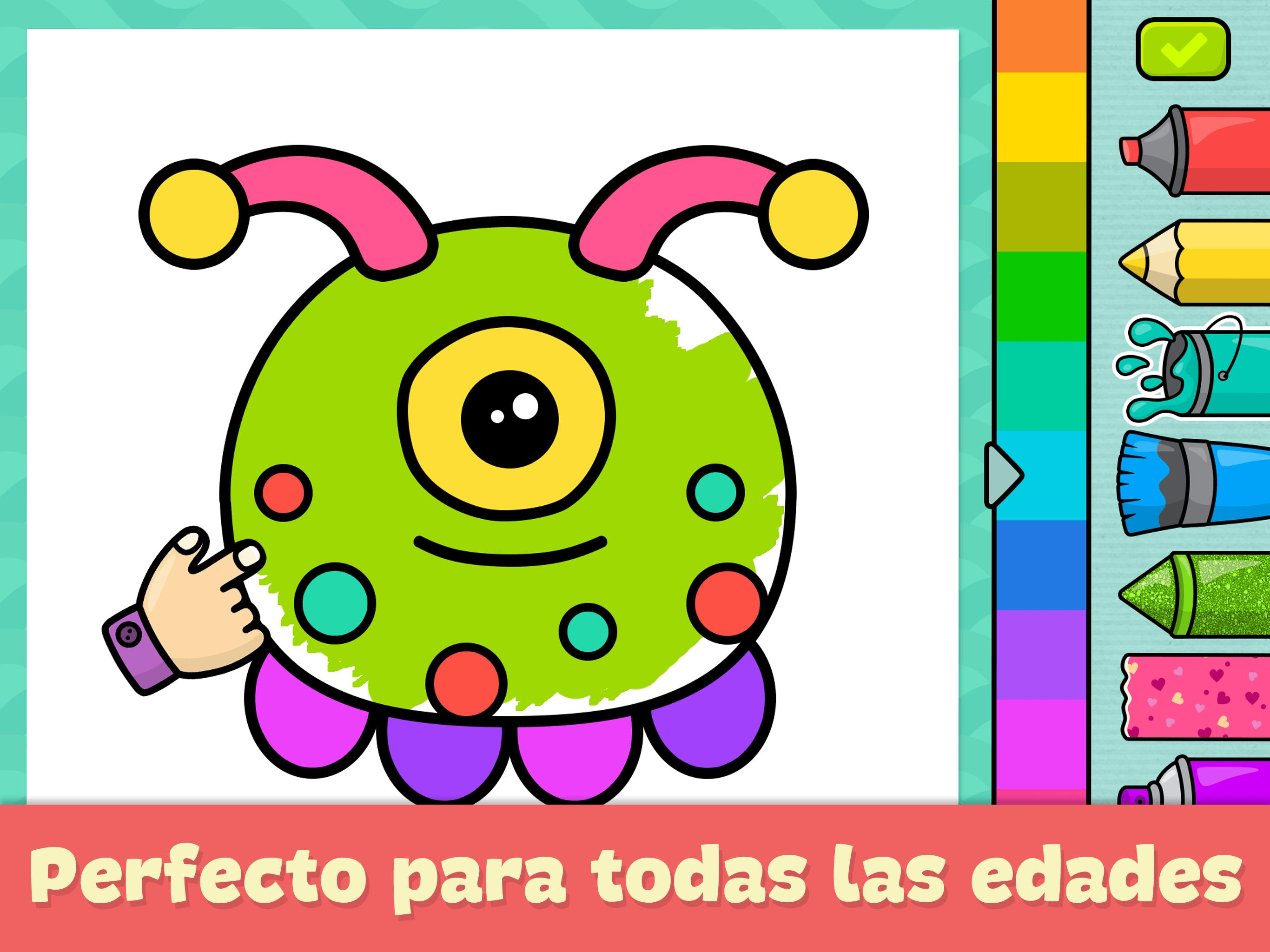 Libro Para Colorear Para Niños For Android Apk Download