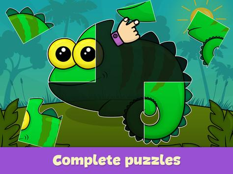 Kids puzzles 3 and 4 years old screenshot 7