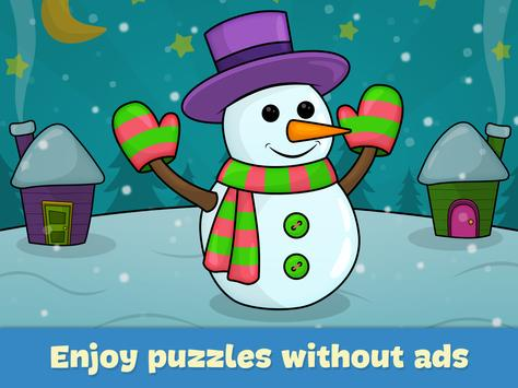 Kids puzzles 3 and 4 years old screenshot 14
