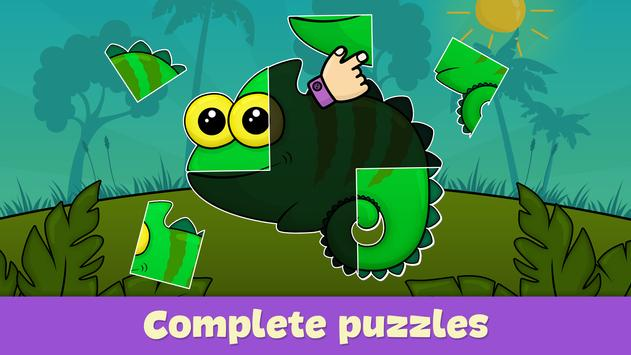 Kids puzzles 3 and 4 years old screenshot 2