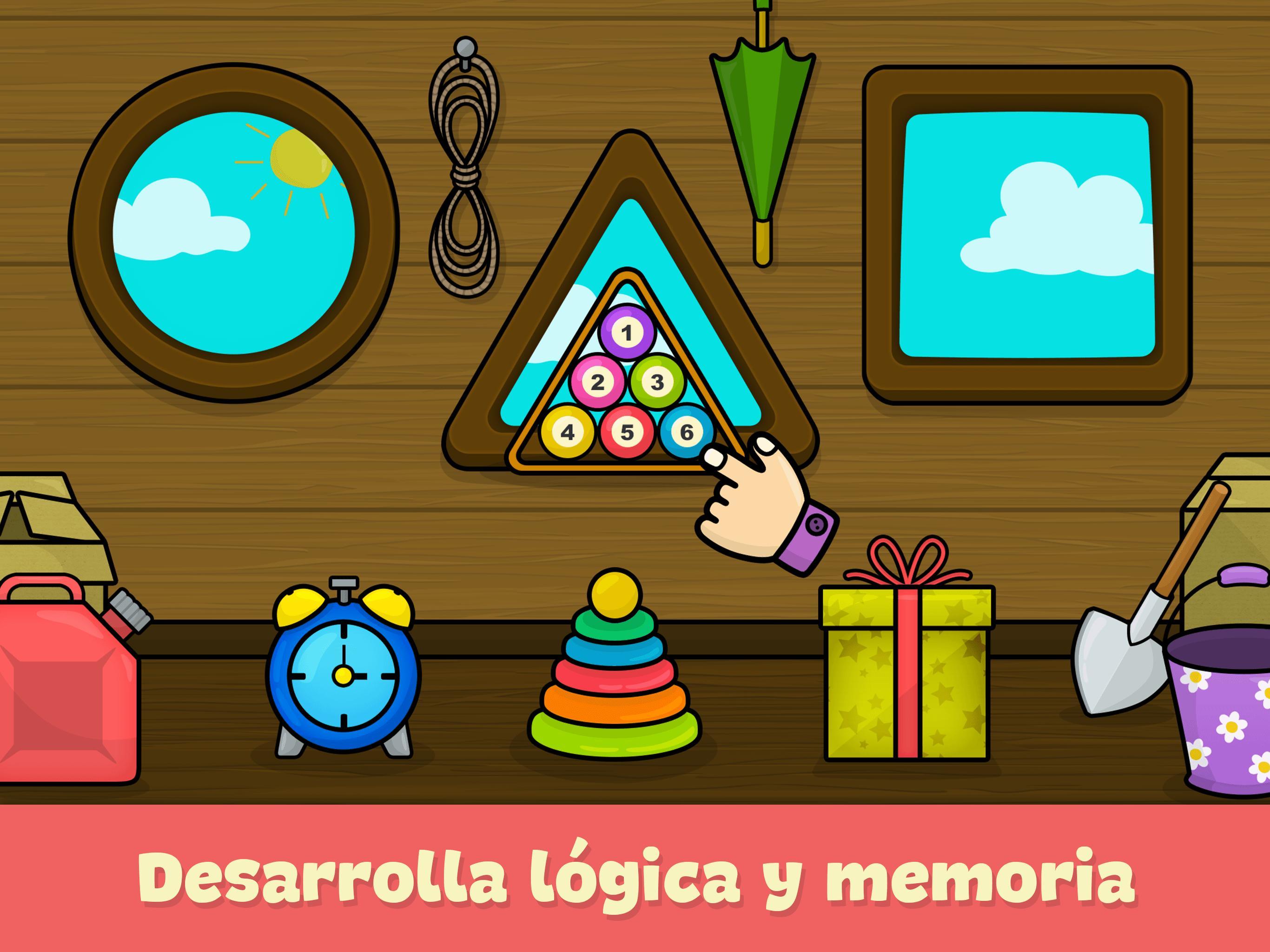 canal Preservativo rodear  Juegos de niños para bebés de 2 - 5 años for Android - APK Download