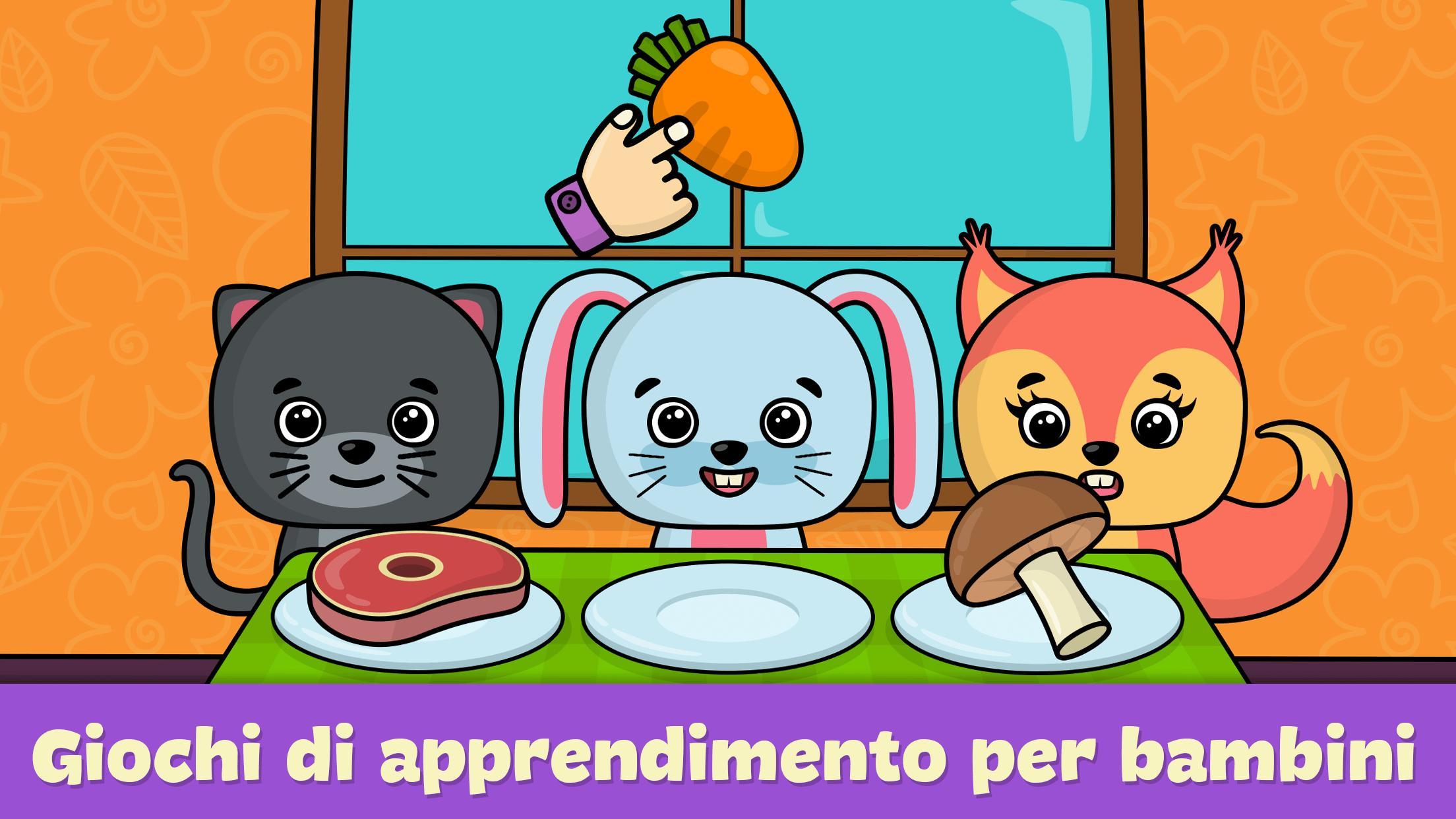 Giochi Per Bambini Piccoli Di 2 5 Anni For Android Apk