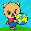 2-5 yaş arası çocuklar için eğitici oyunlar simgesi