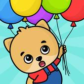 2 से 4 साल के बच्चों के लिए बेबी गेम आइकन