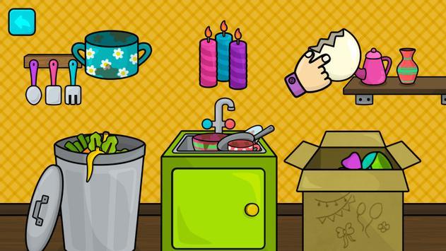 2 से 4 साल के बच्चों के लिए बेबी गेम स्क्रीनशॉट 6