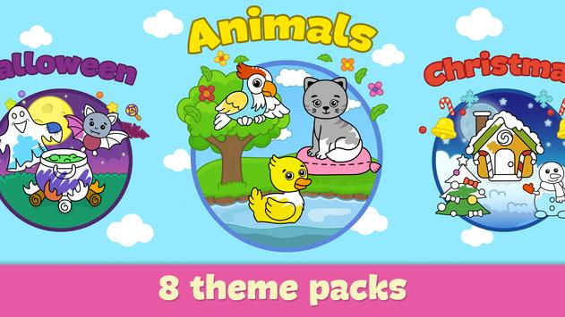 Coloring and drawing for kids screenshot 3