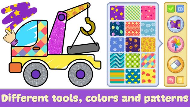 Coloring and drawing for kids screenshot 1