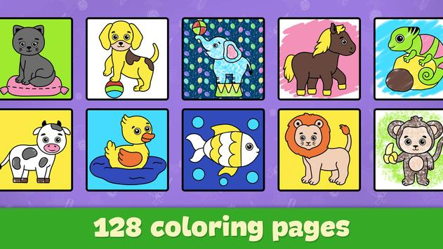 Coloring and drawing for kids screenshot 5
