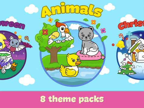 Coloring and drawing for kids screenshot 10