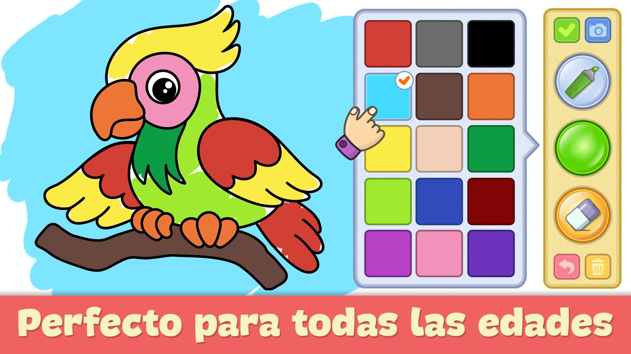 Colorear Y Dibujar Para Niños For Android Apk Download