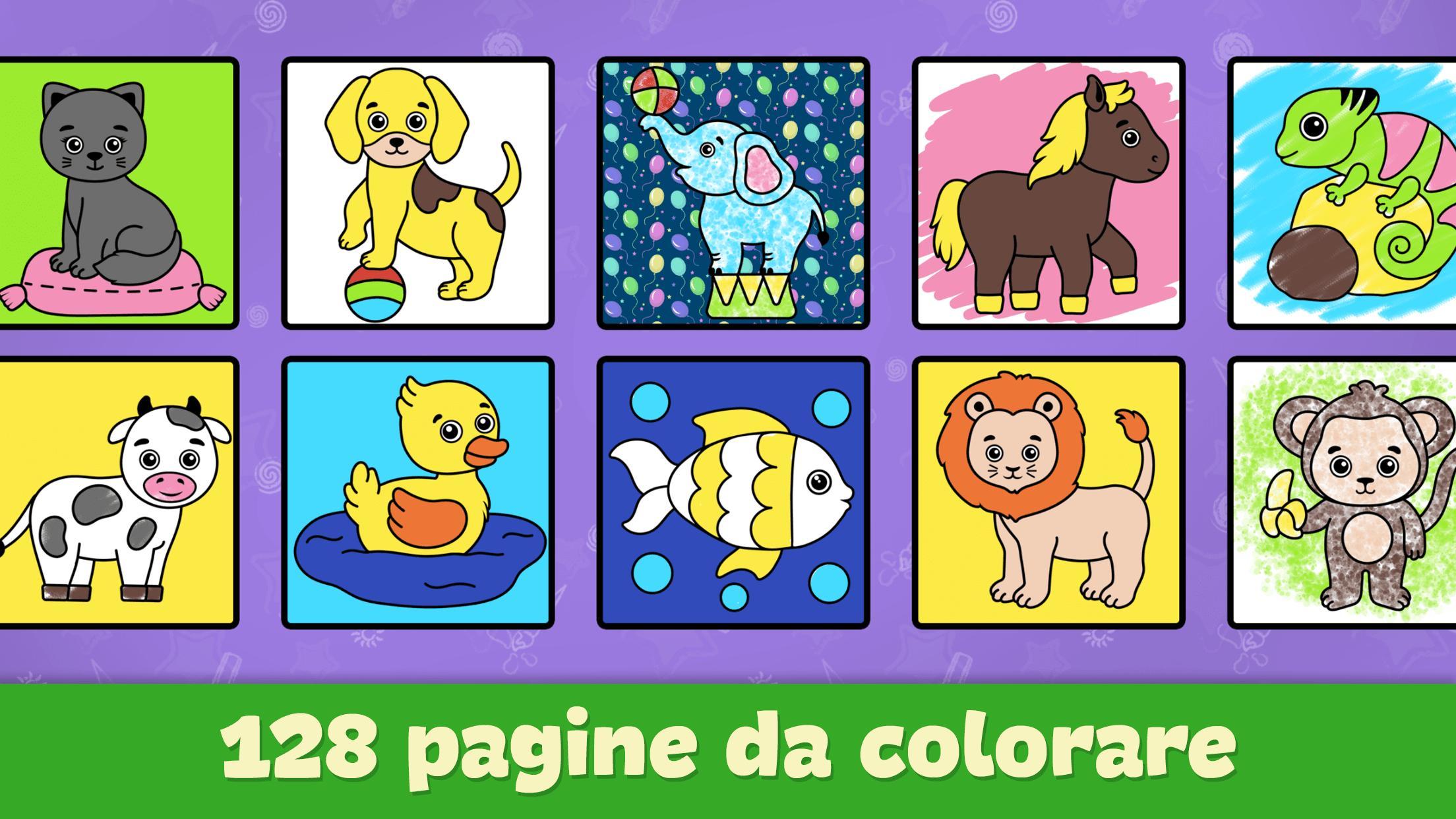 Disegni Da Colorare Per Bambini For Android Apk Download