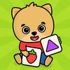 Baby-Lernkarten Zeichen