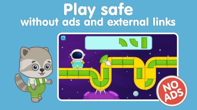 Bimi Boo Kids Learning Academy screenshot 1