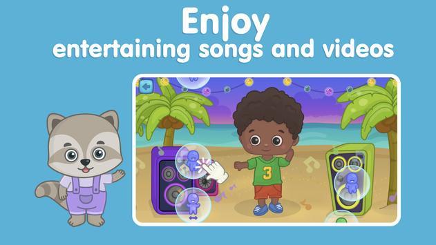 Bimi Boo Kids Learning Academy screenshot 4