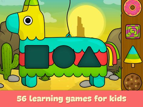 Learning games for toddlers age 3 screenshot 10