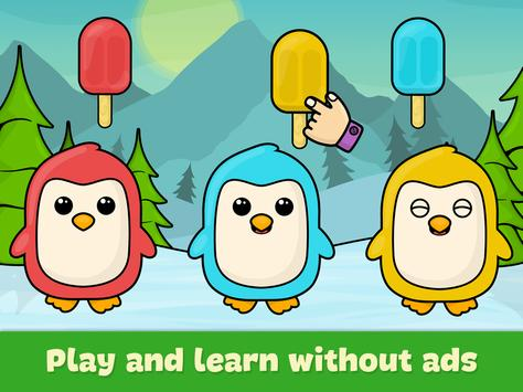 Learning games for toddlers age 3 screenshot 11