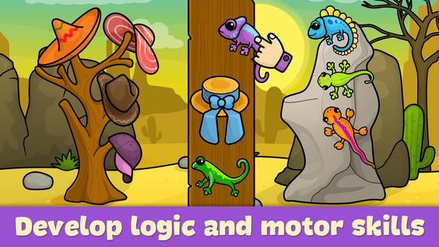 Learning games for toddlers age 3 screenshot 2
