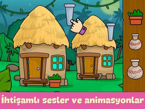 2-5 yaş eğitici oyunlar - çocuk oyunları Ekran Görüntüsü 9