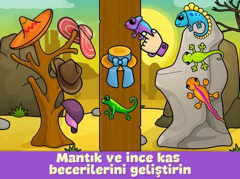 2-5 yaş eğitici oyunlar - çocuk oyunları Ekran Görüntüsü 12