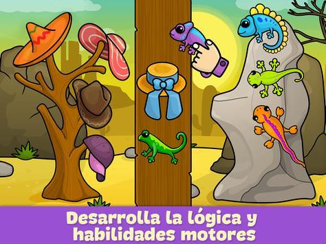 Juegos para niños de 3 de 4 años captura de pantalla 12