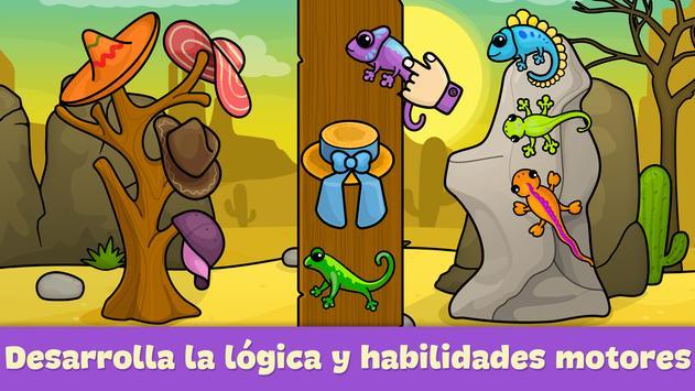 Juegos para niños de 3 de 4 años captura de pantalla 2