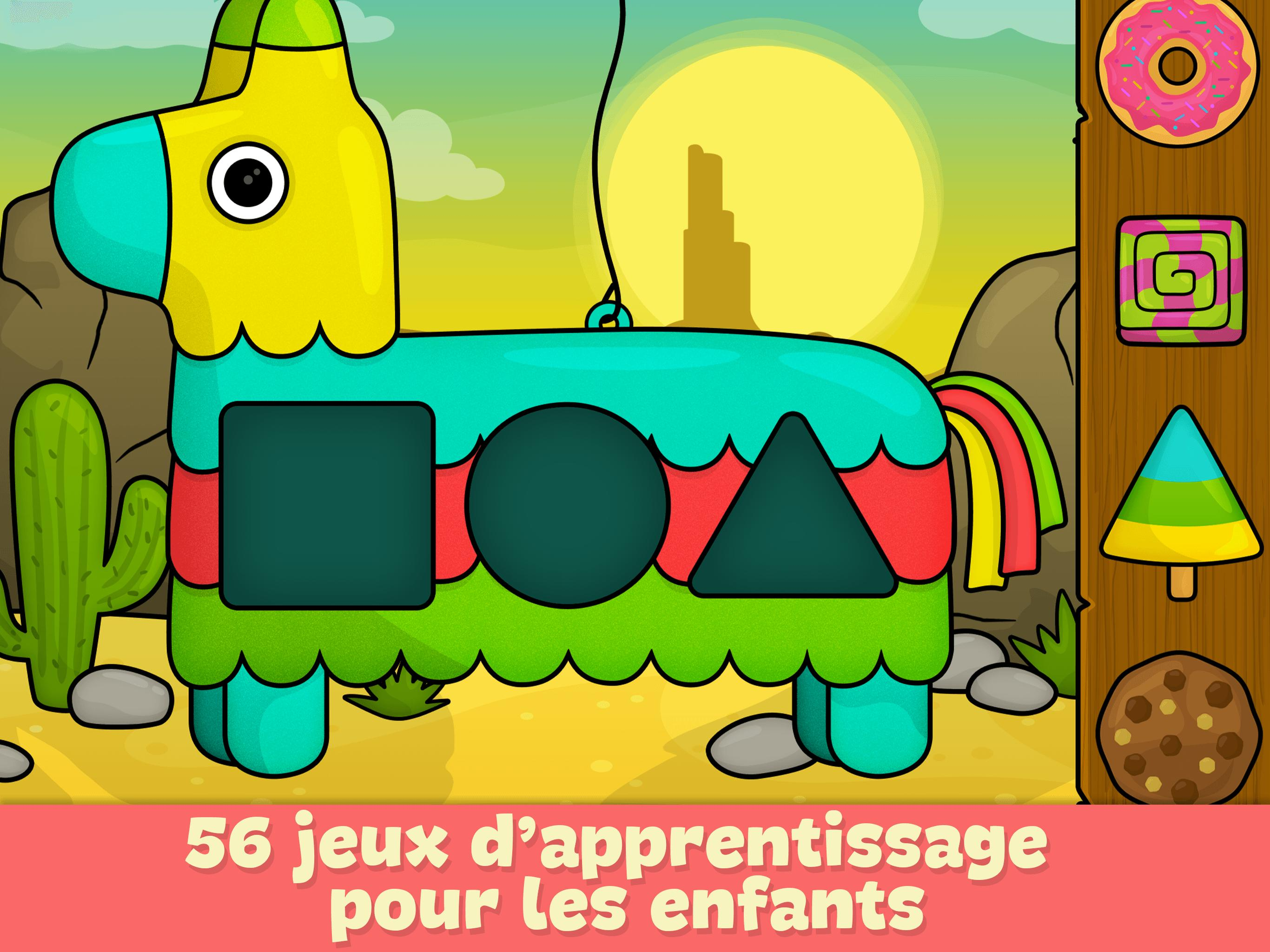 Jeux pour enfants 2 - 5 ans pour Android - Téléchargez l'APK