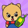 Teléfono para bebés - jogos para criançinhas ícone