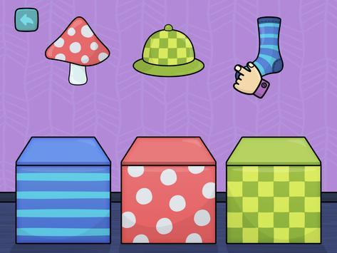 学习计数,形状和颜色 - 为孩子们免费教育游戏 截图 8