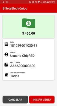ChipRED ES screenshot 2