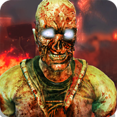 DEAD HUNTING EFFECT 2: ZOMBIE FPS SHOOTING GAME icon
