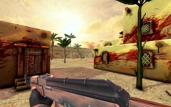 DEAD HUNTING EFFECT 2: ZOMBIE FPS SHOOTING GAME screenshot 4