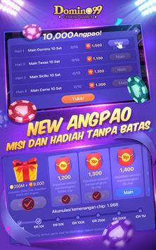 Domino Qiu Qiu Online:Domino 99(QQ) screenshot 15