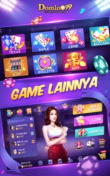 Domino Qiu Qiu Online:Domino 99(QQ) screenshot 16