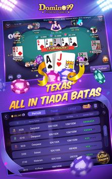 Domino Qiu Qiu Online:Domino 99(QQ) screenshot 2
