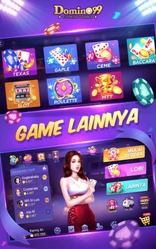 Domino Qiu Qiu Online:Domino 99(QQ) screenshot 8