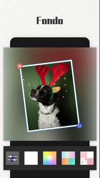 Photo Collage Maker captura de pantalla 4