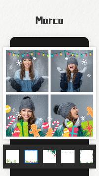 Photo Collage Maker captura de pantalla 5
