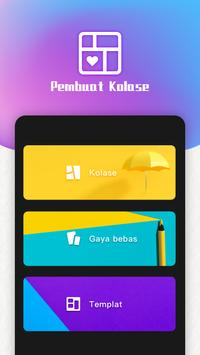 Pembuat Kolase Foto screenshot 8