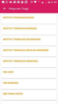 Prodi SBMPTN Online 2019 screenshot 2