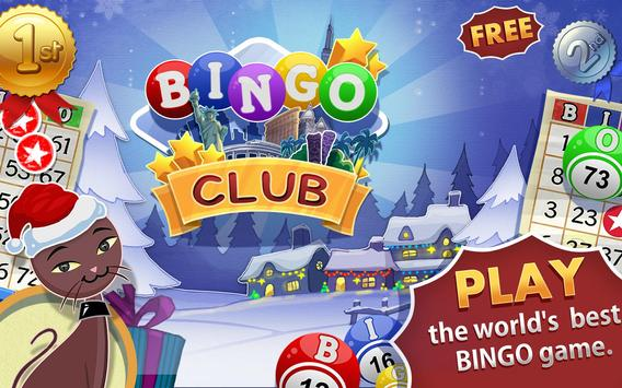 BINGO Club -FREE Holiday Bingo screenshot 10