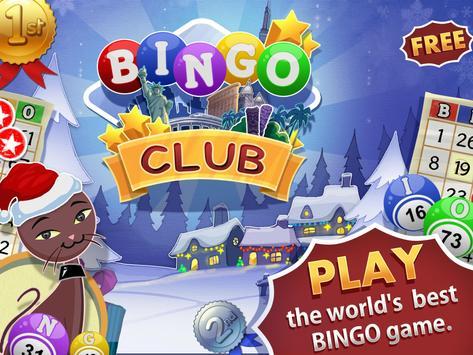 BINGO Club -FREE Holiday Bingo screenshot 5
