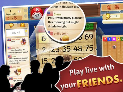 BINGO Club -FREE Holiday Bingo screenshot 6