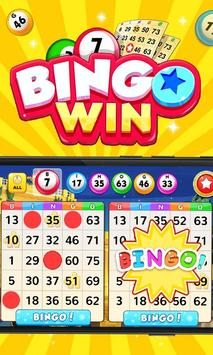 Bingo Win poster