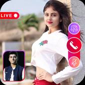 Live Talk - free Video call icon