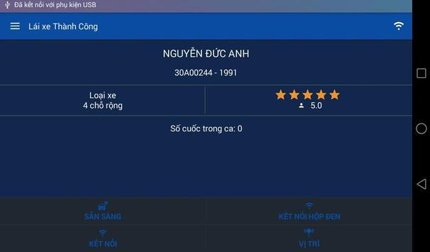 Lai xe taxi Thanh Cong screenshot 5