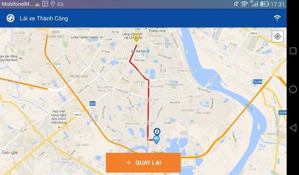 Lai xe taxi Thanh Cong screenshot 7