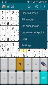 Super Sudoku screenshot 3