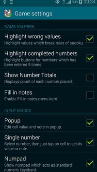 Super Sudoku screenshot 13